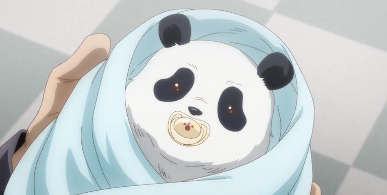 呪術廻戦 パンダ